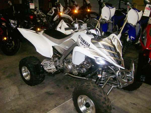 Yamaha Raptor R Accessories